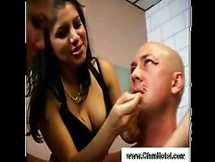 Picture Jailbird Skinhead Humiliated