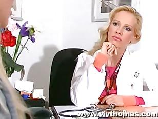 My doctor is lesbian