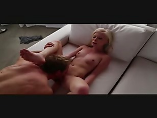 Hot Blonde Gets Her...