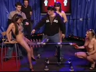Howard stern sex machines