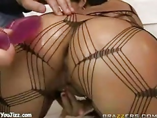 Hot Booty Chick Blows...