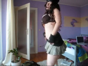 Picture Amateur Webcam Army Babe