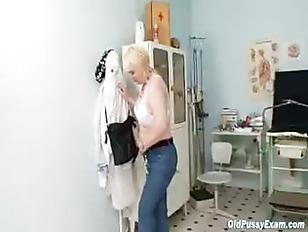 Chubby Blond Mom Hairy...