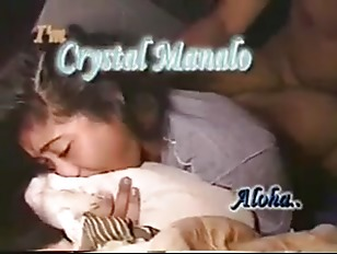 Crystal manalo anal