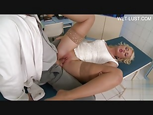 Sexy Blonde Sex In...