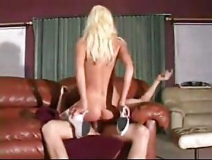 Blond Big Tits Ana...