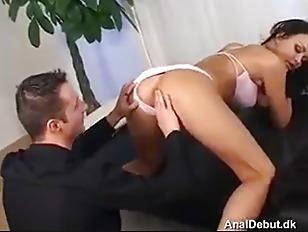 anal debut dk