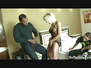 Picture MILF Wife Takes Black Cock In All Holes