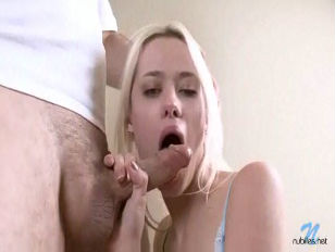 Rebeccablue Deep Throat Sucking...