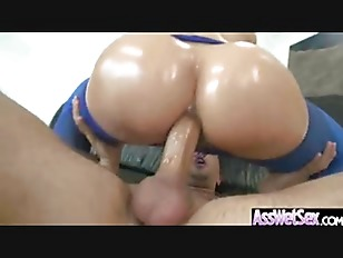 Big Wet Oiled Ass...