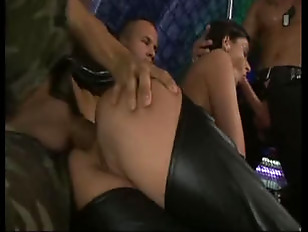 Lucy Lee Gets Handled...