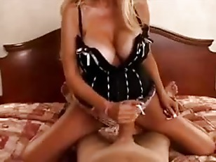 Picture Fluffy MILF Jerking The Jizz Out