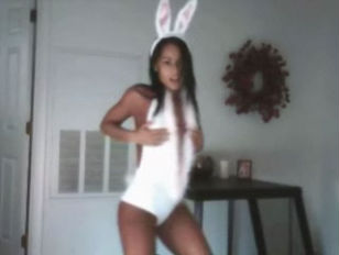 Brianna Frost Bunny Dress...