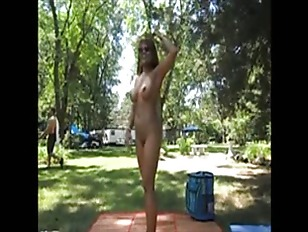 Picture She Gets Naked At The Park