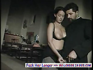 Italian Church Porn - Big Boobs ITALIAN CONFESSION
