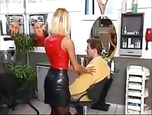 Anita Blond Hairdresser Do...