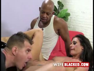 Picture Cuckold Wife Gets A Big Black Cock