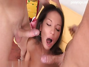 Big Boobs Shaved Pussy...