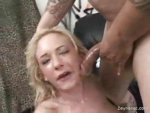 Hillary Scott Gets Throated...
