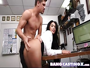 Picture Amature Fucking Her Modeling Porno Agent In...