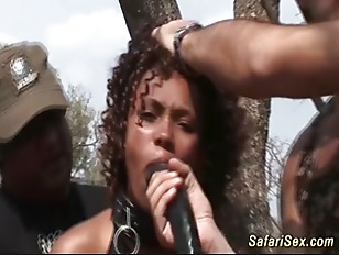 Hot African Safari Sex...
