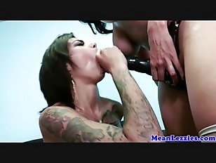 Picture Squirting Lesbian Dominated With Strapon