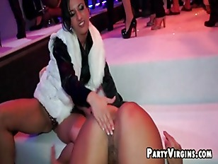 Party Girls Get Down...