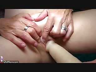 Picture OldNanny BBw Senior Fucking With Sexy Lesbia...