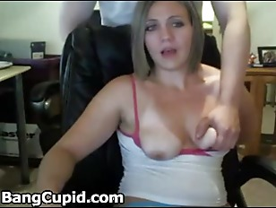 Picture Babe Gives Handjob And Gets Jizzed
