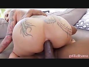 Picture Bella Bellz Big Booty Slut Gets A Big Black...