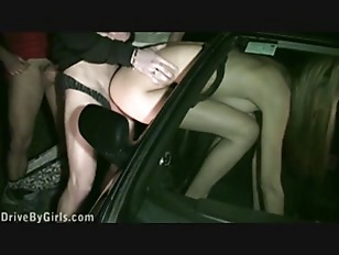 PUBLIC Gangbang Sex With...