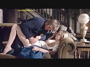 Susan George Nude Sex Scene In Straw Dogs Movie ScandalPlanetCom