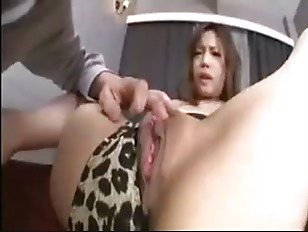 Asian Girl Creampied...
