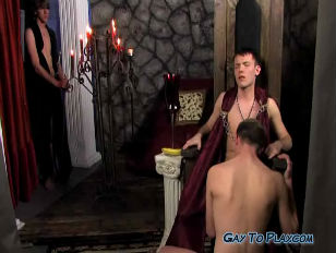 Dungeon gay sex