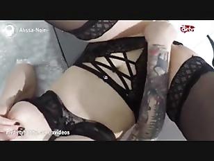 Noir Teen Girls squirt