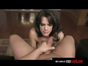 Picture Busty Brunette In Hot POV Deep Throat