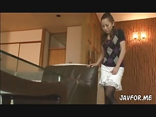 Picture Japanese Cougar Rides Hot