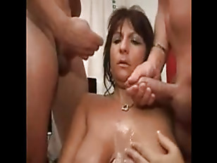 French Anal Sex Group...
