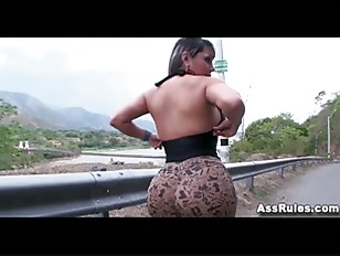 Huge Latina Ass To...