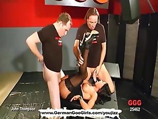 Hot Vixen Really Enjoys...