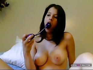 Amateur female masturbation webcam