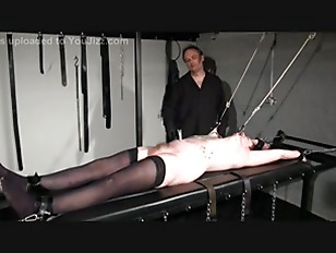 Racked Amateur Slave In...