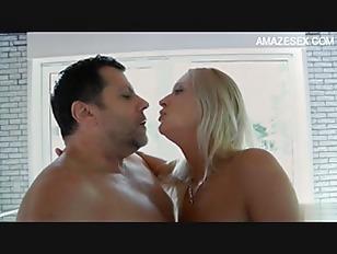 Hot Blonde Ass To...