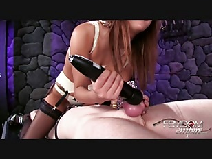 Chastity Cum Extraction