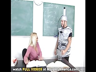 Busty Teacher Devon Lee...