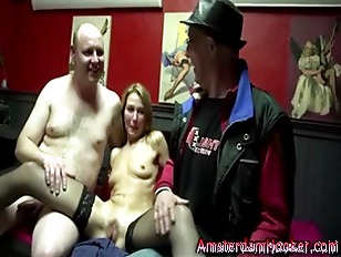 Dutch Prostitute Fuck Fingering...