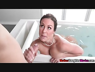 Picture Step-Mom And StepDaughter Suck Young Boy Dur...