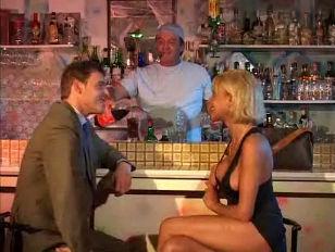 Porn bar pub