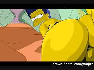 Simpsons tubes dick up tube