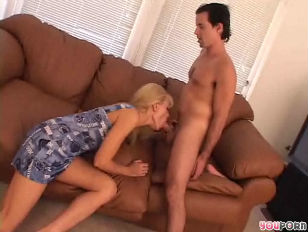 Picture Milf Gets Covered In Jizz